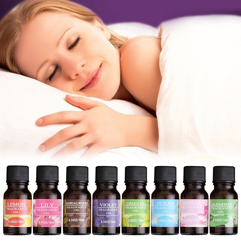 Essential Oils For humidifier, fragrance Lamp, aroma diffuser Lavender Lemon Sandalwood Cherry Blossoms