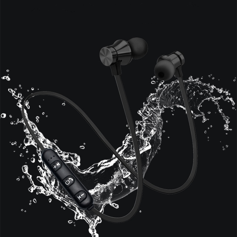 Wired Bluetooth 4.2 Earphones