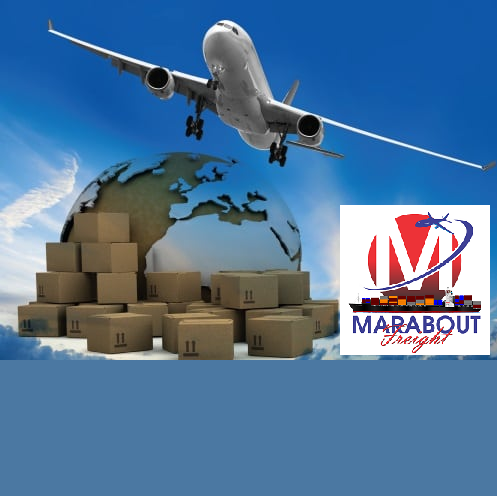 Ship AIR FREIGHT to HAITI with Marabout Freight